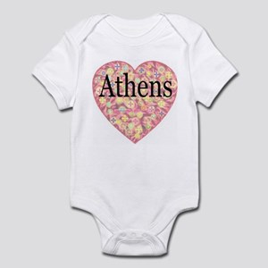 LOVE Athens Infant Creeper