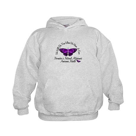 Alzheimers Awareness Month 3.2 Kids Hoodie