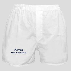 Keven the bachelor Boxer Shorts