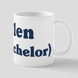 Kellen the bachelor Mug