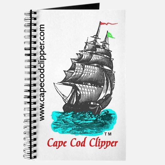 Clipper Ship on Bounding Main Journal