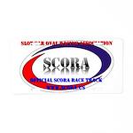 Sssmodifiedsticker Aluminum License Plate