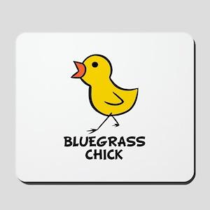 Bluegrass Chick Mousepad