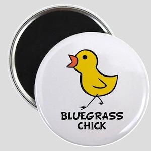 Bluegrass Chick Magnet