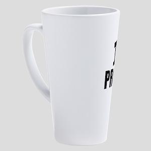 I Love Profits 17 oz Latte Mug