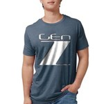Generation Z Gen Z Mens Tri-blend T-Shirt