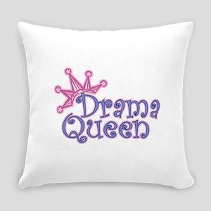 Drama Queen Everyday Pillow
