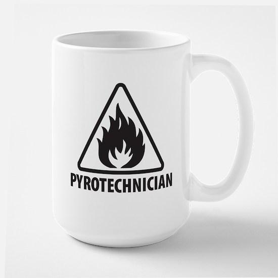 Pyrotechnician Mugs