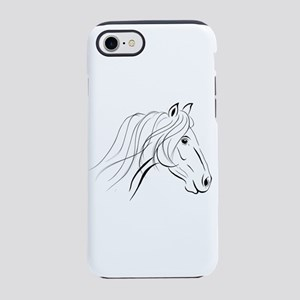 Paddock Sanctuary iPhone 8/7 Tough Case