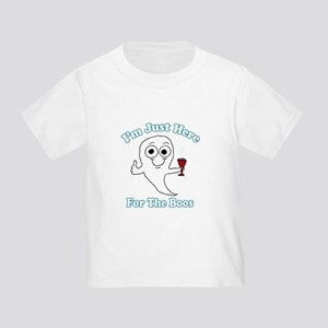 I'm just here for the boos T-Shirt