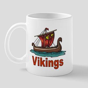 VI-2 Longboat Mug