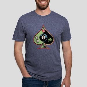 8 of Spades T-Shirt