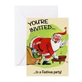 Festivus Greeting Cards (10 Pack)