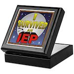 I Survived an IEP Keepsake Box