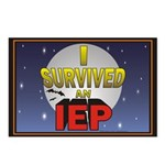 I Survived an IEP Postcards (Package of 8)