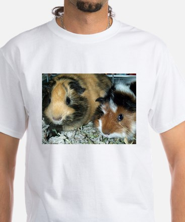 Two Friends White T-Shirt
