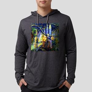 Joseph Stella Luna Park Long Sleeve T-Shirt