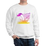 I Survived Hurricane Lane Sweatshirt