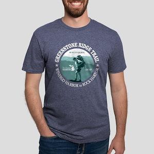 Greenstone Ridge (rd) T-Shirt