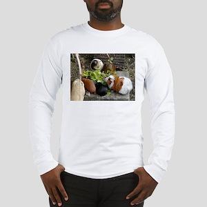 Guinea Pig Luncheon Long Sleeve T-Shirt
