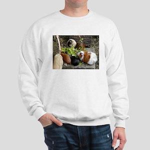 Guinea Pig Luncheon Sweatshirt