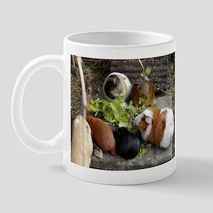 Guinea Pig Luncheon Mug
