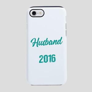 Second Wedding Anniversary B iPhone 8/7 Tough Case