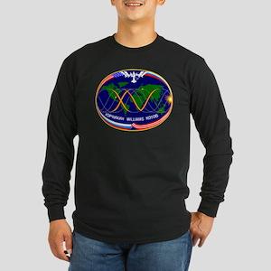 Expedition 15 A! Long Sleeve Dark T-Shirt
