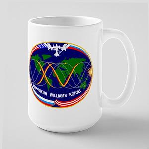 Expedition 15 A! Large Mug