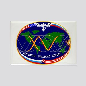 Expedition 15 A! Rectangle Magnet