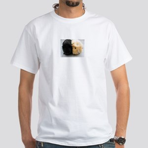 My Shadow White T-Shirt