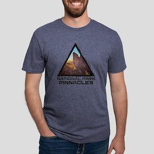 Pinnacles - California T-Shirt