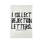 Rejection Letters Rectangle Magnet (100 pack)