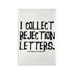 Rejection Letters Rectangle Magnet (10 pack)