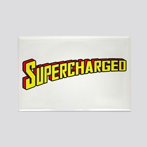 Supercharged Rectangle Magnet