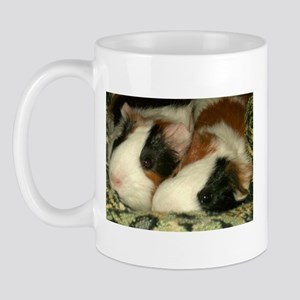 Sleeping Guinea Pigs Mug