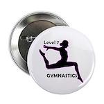 Gymnastics Button - Level 7