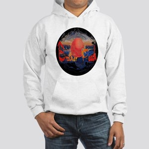 Brother Peach Band Hooded Sweatshirt