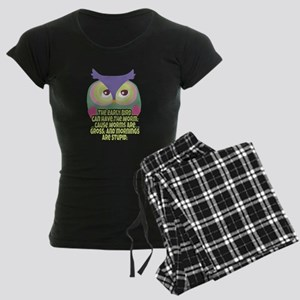 Early bird humor Pajamas