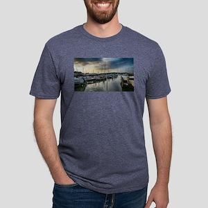 Evening at the Marina T-Shirt
