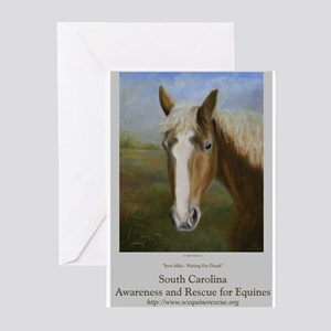 S.C.A.R.E. Greeting Cards (Pk of 10)