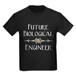 Future Biological Enginee Kids Dark T-Shirt
