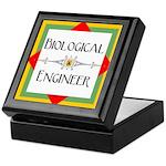 Biological Engineer Line Keepsake Box
