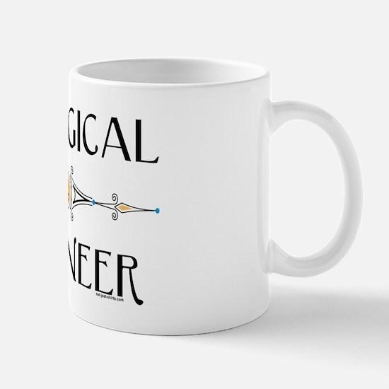 Biological Engineer Line Mug