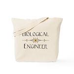 Biological Engineer Line Tote Bag