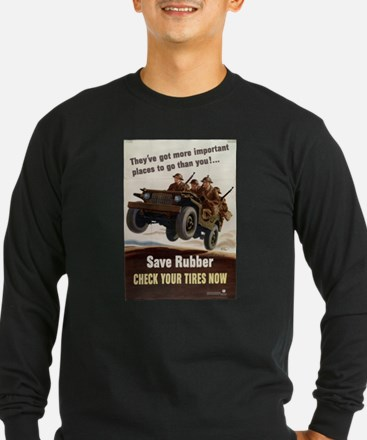 SAVE RUBBER T