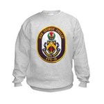 USS GEORGE PHILIP Kids Sweatshirt