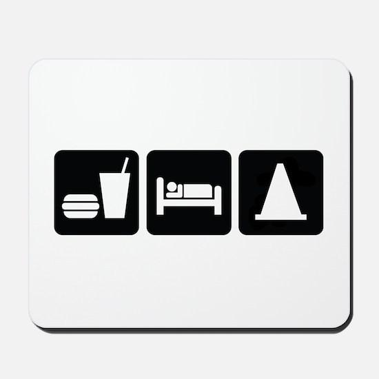 Eat Sleep AutoX Mousepad
