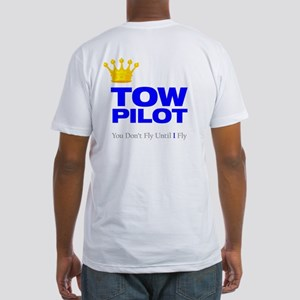 King of the Hill Fitted T-Shirt