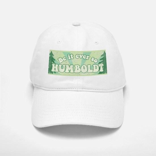 So Humboldt Baseball Baseball Cap
